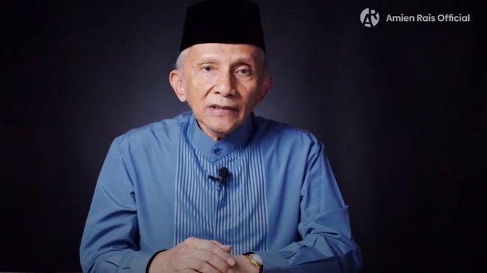 Amien Rais : Partai Ummat Bakal Berantas Kezaliman yang ...